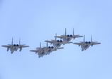 F-15連隊飛行