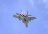 小松基地-予行-F-15