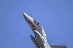 岐阜基地航空祭予行 f-15スペマ