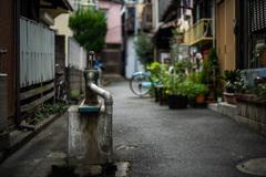 大田区の井戸