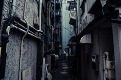 神田の雑居ビル