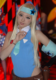 東京ゲームショーの美人コンパニオン