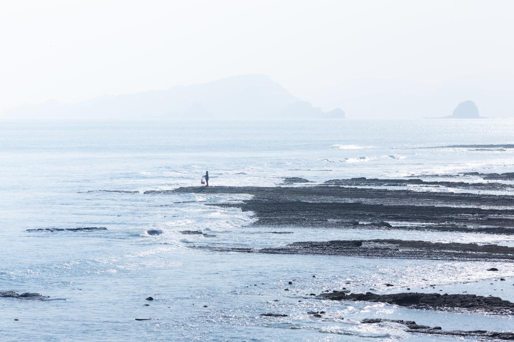 南海冬景色