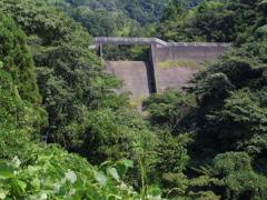 津田川ダム・深山で護るよ