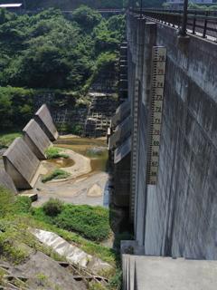 益田川ダム・平時