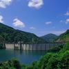 大長見ダム・湖上の要塞