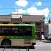 都営バスが走る街