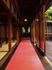 お屋敷の廊下2