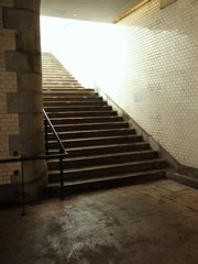 旧万世橋駅階段