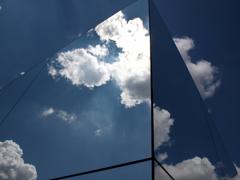 Split of the sky.