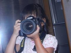 我が家のカメラ女子