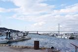 淡路島 岩屋港