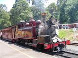 パッフィンビリー鉄道1