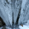 氷瀑の不動滝 3