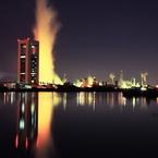 CANON Canon EOS 5D Mark IIで撮影した風景(大火災?)の写真(画像)