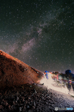 宇宙への登山道Ⅱ