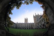オックスフォード大学(クライストチャーチ)10