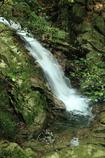 宇賀渓の五段滝