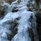 氷瀑の不動滝 2