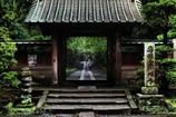 緑陰の惣門