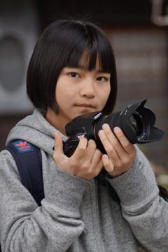 カメラ女子なっちゃん