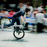 BMX Flatland Rider