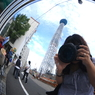 Skytree and me