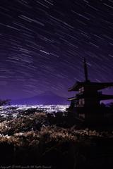 日本の春 其之一 - 夜 -