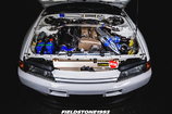 R32 GTR RB26DETT エンジンルーム