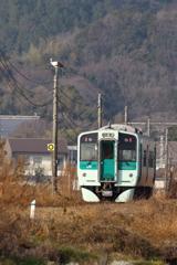 JR四国 1500形 気動車