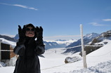 Jungfraujoch_展望台1