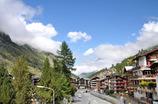 Zermatt_町並み