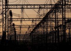The transformer substation
