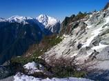 凍てつく鳳凰の峰で 3
