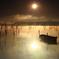 希望の光 -印旛沼-