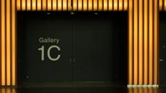 街の情景 - 国立新美術館・Gallery 1C -