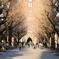 街の情景 - 日曜午後の安田講堂 -