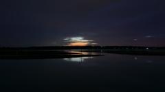 印旛沼・朝景 - 光明 -