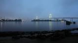 街の情景 - 霧雨の台場 -