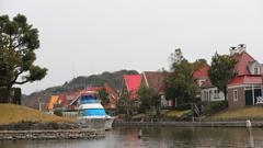 街の情景 - 隣接する街ワッセナー -