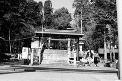 犬山城下町 針綱神社