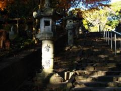 円福寺石灯籠