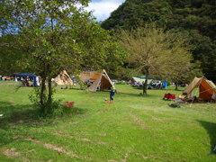 桃太郎キャンプ場