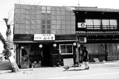 犬山城下町 散歩