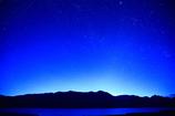 パンゴンツォの夜明