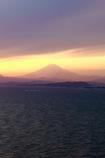 江ノ島夕照