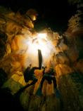 Dive into the Dark @ Chandelier Cave