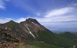 梅雨晴れの八ヶ岳