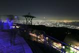 六甲山展望台からの夜景