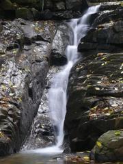 妙見滝上段